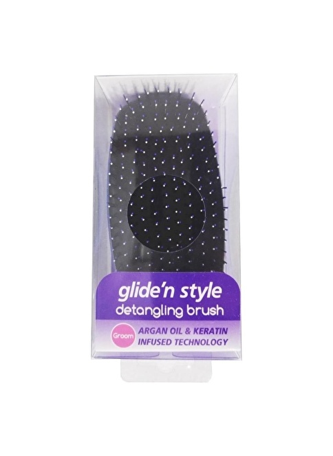 Glide'n Style Saç Fırçası ve Tarak Renksiz